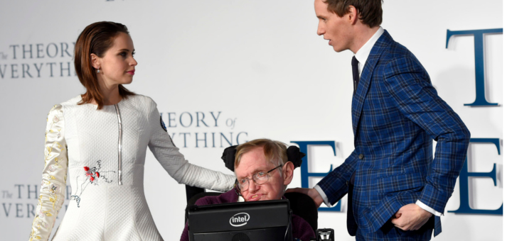 ESTRENO EN LONDRES DE LA PELICULA THE THEORY OF EVERYTHING